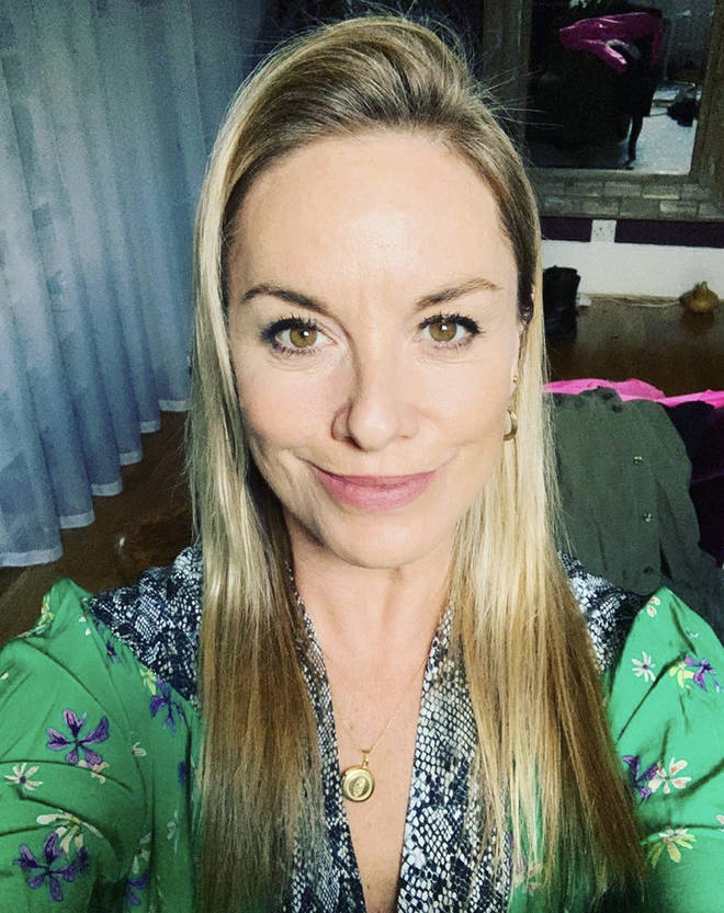Tamzin Outhwaite has apparently been in talks to join I'm A Celeb 2020