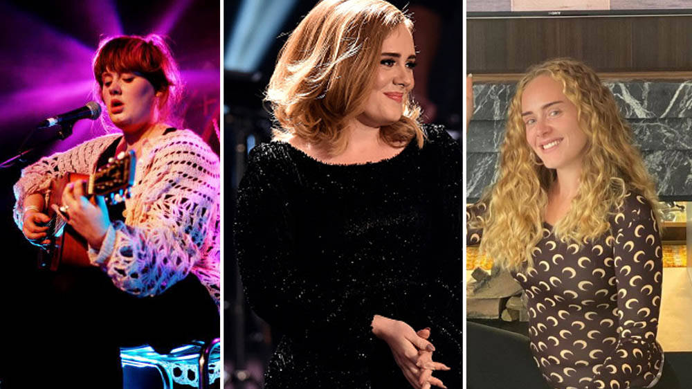 Adele S Transformation Through The Years Pictures Of The Singer Then And Now Capital