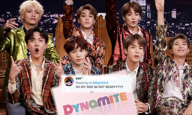 BTS send fans into meltdown announcing comeback with 'Dynamite'