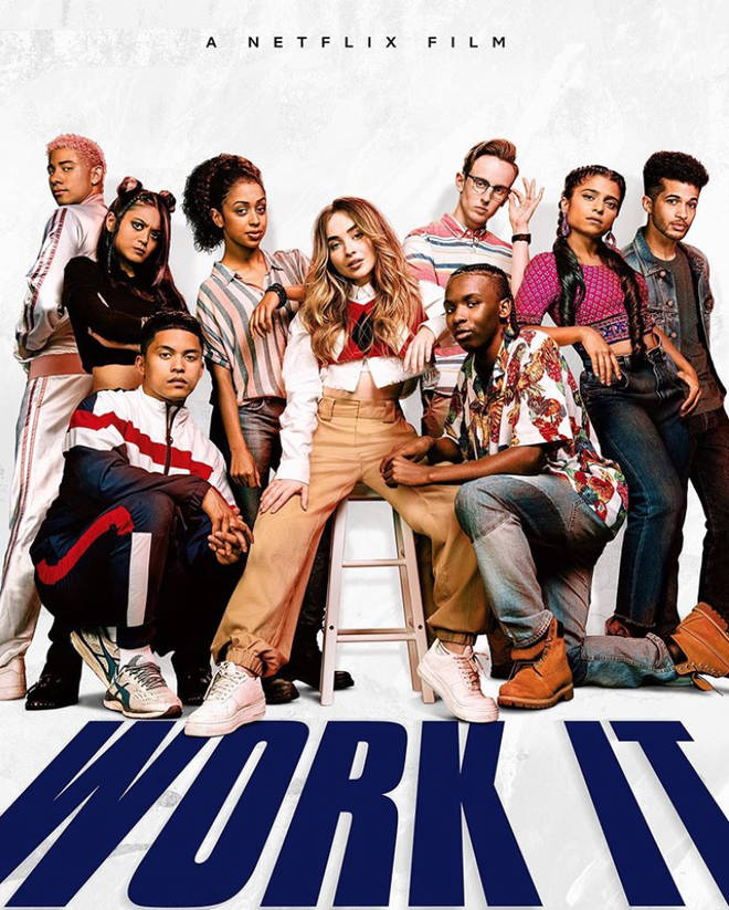 When Is Work It Released Date Of Netflix Film Starring Sabrina Carpenter Revealed Capital