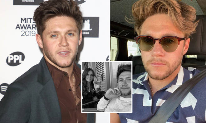 Niall Horan and girlfriend Amelia Woolley were pictured on a date for the first time