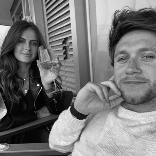 Niall Horan and Amelia Woolley were first spotted together on her Snapchat