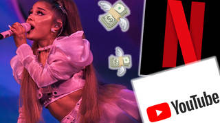 Streaming services in bidding war for Ariana Grande's Sweetener tour doc