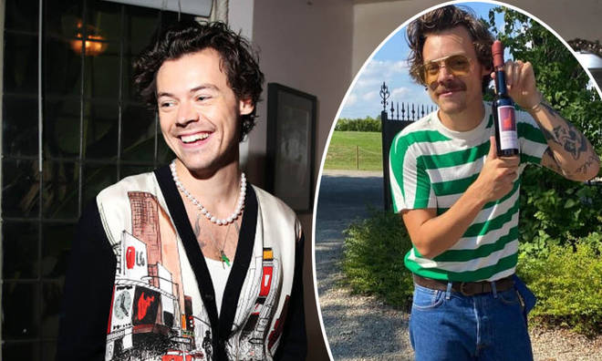 Harry Styles spent a few weeks in Italy at the end of lockdown