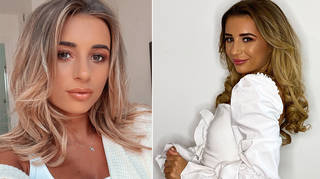 Dani Dyer shared a lengthy post about being pregnant