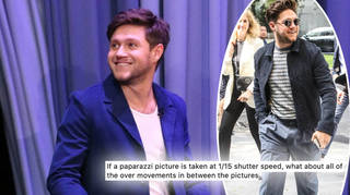 Niall Horan responded to a fan who asked if he'd been sleeping