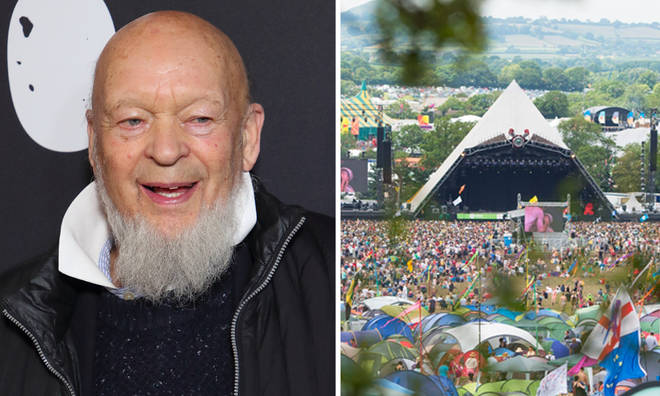 Glastonbury could be delayed by two years!