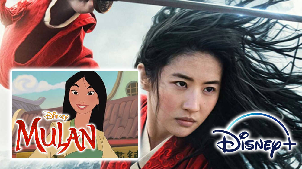 Disney's Mulan Live-Action Remake Coming To Disney+ ...