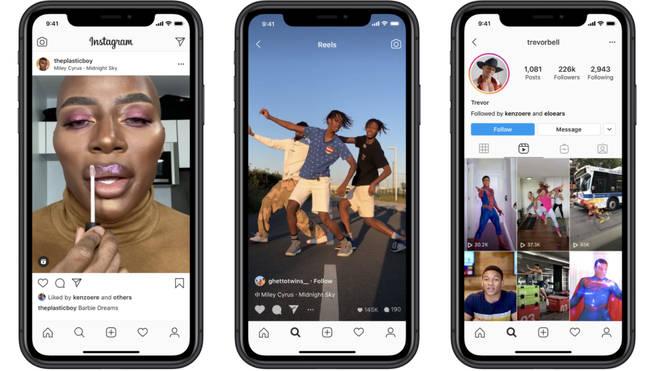 Instagram Reels will rival TikTok