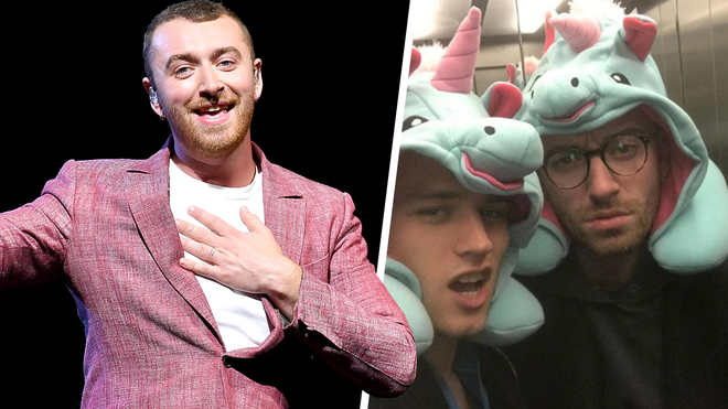 Sam Smith Opens Up About His Break-Up With Actor, Brandon Flynn