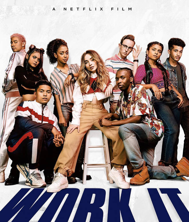 Work It Soundtrack: All The Music In New Netflix Dance Film Starring  Sabrina Carpenter - Capital