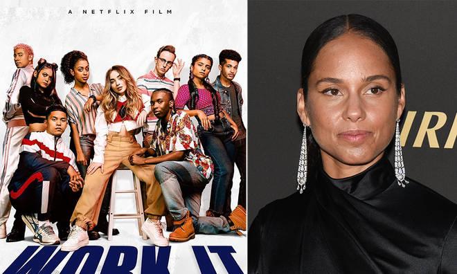 Work It Soundtrack All The Music In New Netflix Dance Film Starring Sabrina Carpenter Capital