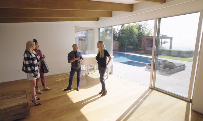 The Selling Sunset agents making a small fortune in commission