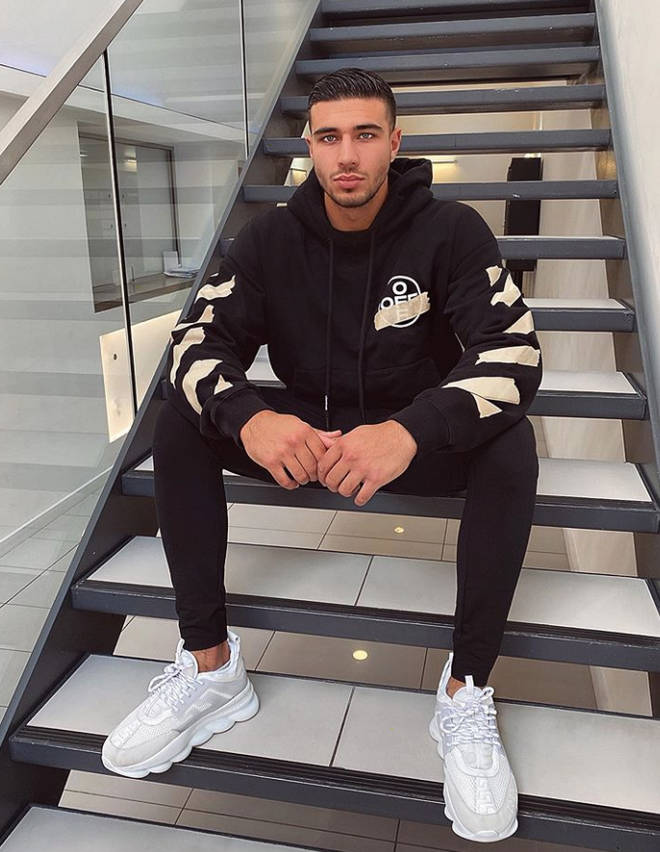 Tommy Fury could be joining the I'm A Celeb 2020 cast.