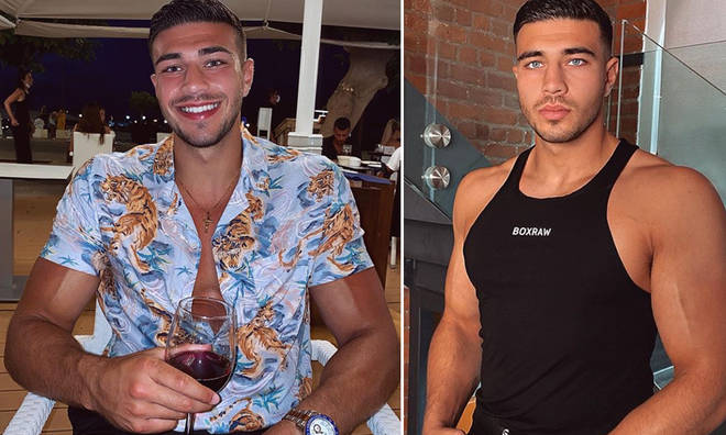 Tommy Fury could be joining the I'm A Celeb 2020 line-up.