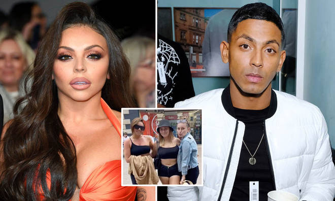 Jesy Nelson and Sean Sagar were spotted in Cornwall together