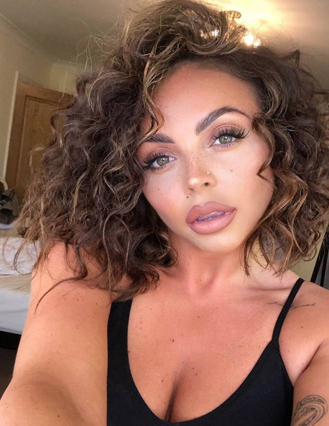 Jesy Nelson and Sean Sagar started dating at the end of lockdown