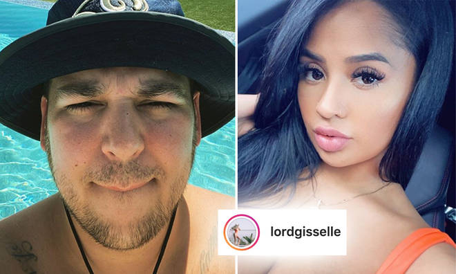 Aileen Gisselle's Instagram and age revealed as it emerges she's Rob Kardashian's new girlfriend.
