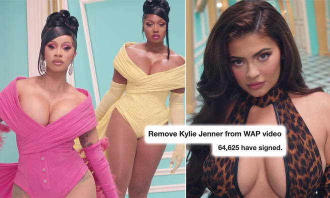 Cardi B Defends Casting Kylie Jenner In Wap Music Video After