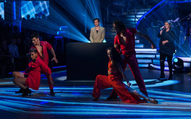 Live performances by big stars may be banned on Strictly 2020