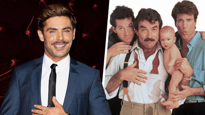 Zac Efron has been cast in Disney+'s remake of Three Men and a Baby