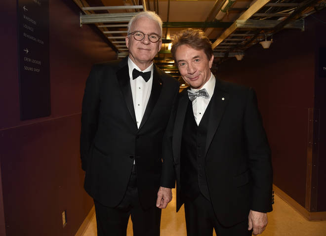 Steve Martin and Martin Short will star in Hulu's series alongside Selena Gomez