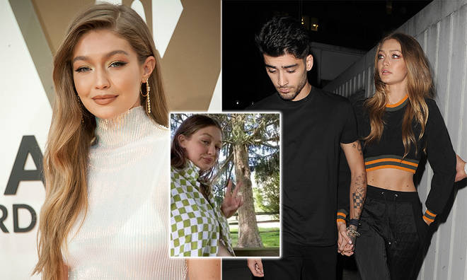 Gigi Hadid has been steering clear of her favourite hobby during pregnancy