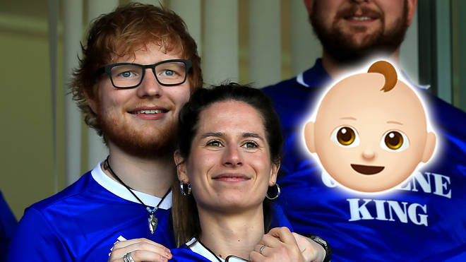 Ed Sheeran is reportedly expecting his first child with wife, Cherry Seaborn
