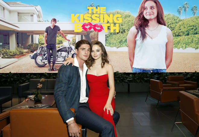 Jacob Elordi and Joey King split before filming The Kissing Booth 2