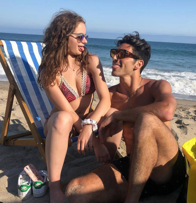 Taylor Zakhar Perez and Joey King have grown close