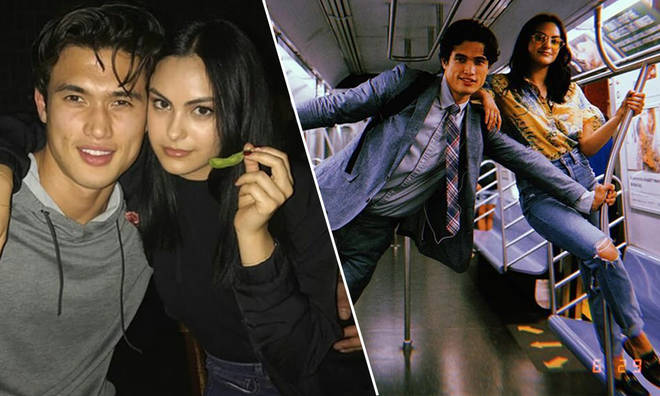 Riverdale's Cami Mendes & Charles Melton are rumoured to be dating