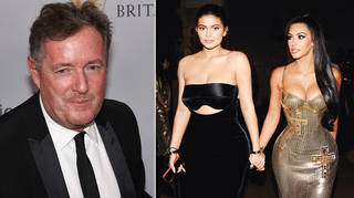 Piers Morgan called out Kim Kardashian on Twitter