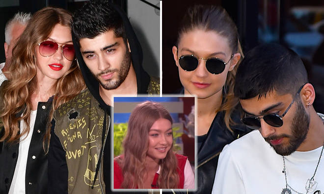 Here's how Gigi Hadid and Zayn Malik met one another
