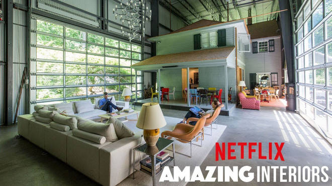Amazing Interiors gives a glimpse inside some incredible homes