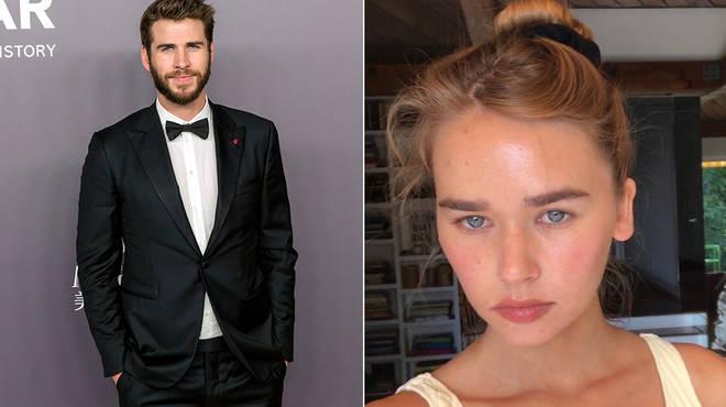 Liam Hemsworth has been dating girlfriend Gabriella Brooks for under a year
