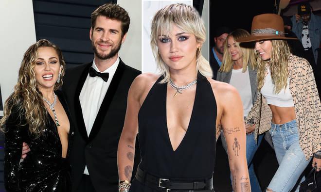 Miley Cyrus' 'Midnight Sky' lyrics refer to Liam Hemsworth and Kaitlynn Carter