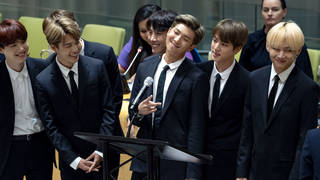 BTS star RM gave an empowering speech to the United Nations