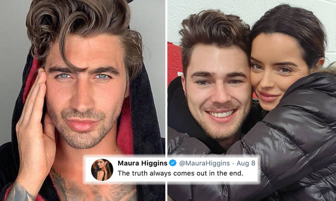 Chris Taylor unfollows Curtis Pritchard as 'cheating' rumours amid Maura Higgins split grow