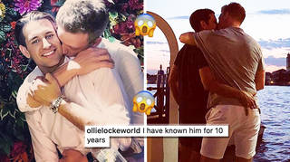MIC's Ollie Locke is engaged to a friend he's known for ten years