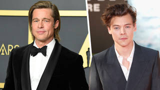 Harry Styles is set to star in futuristic drama with Brad Pitt