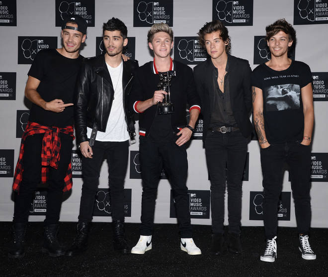 One Direction recently celebrated their 10-year anniversary