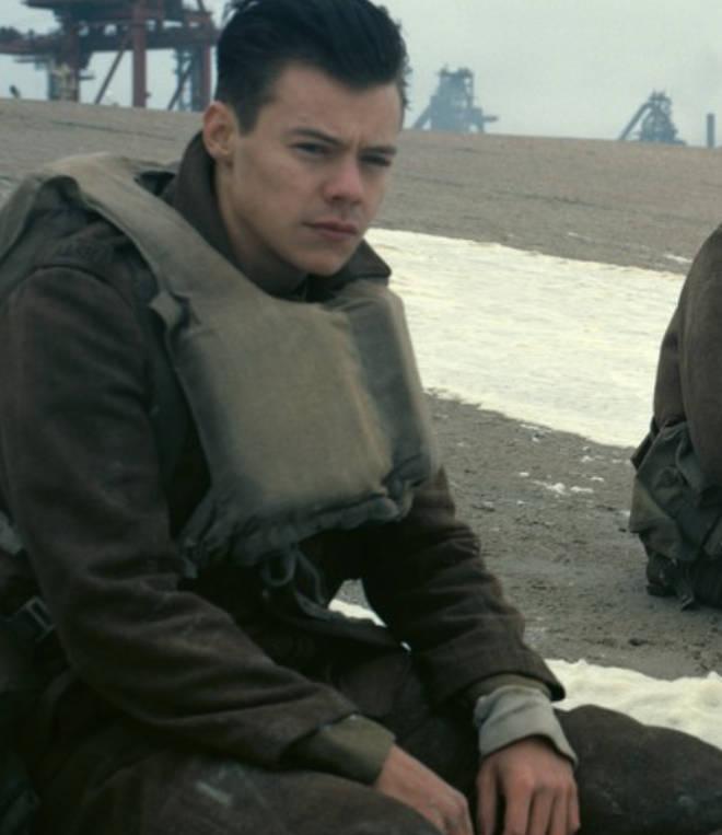 Harry Styles was in Dunkirk