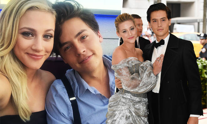 Lili Reinhart and Cole Sprouse relationship timeline, from Riverdale series 1 to now