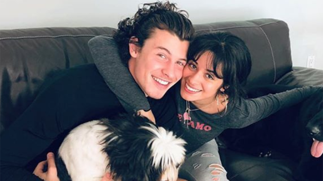 Shawn Mendes and Camila Cabello quarantined together in Miami