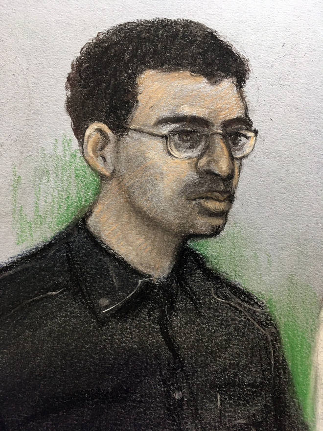 Hashem Abedi refused to face victims families in court as he was sentenced to life in prison