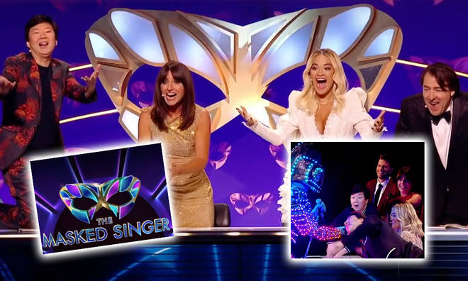 Mo Gilligan is joining the judging panel for The Masked Singer