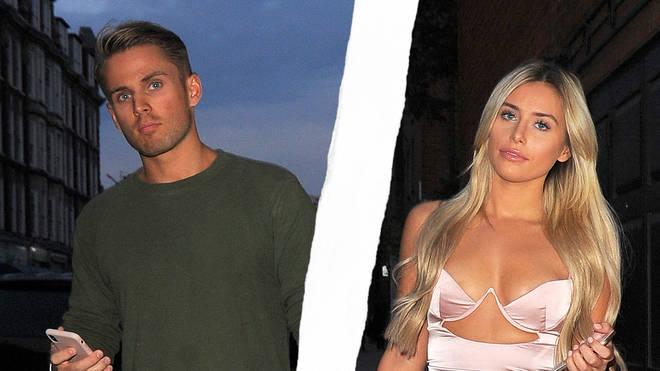 Charlie Brake and Ellie Brown have officially split, after Love Island