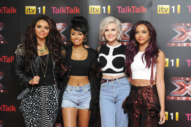Little Mix's original name was Rhythmix