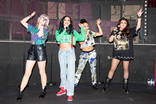 Little Mix changed their name following a dispute with a charity