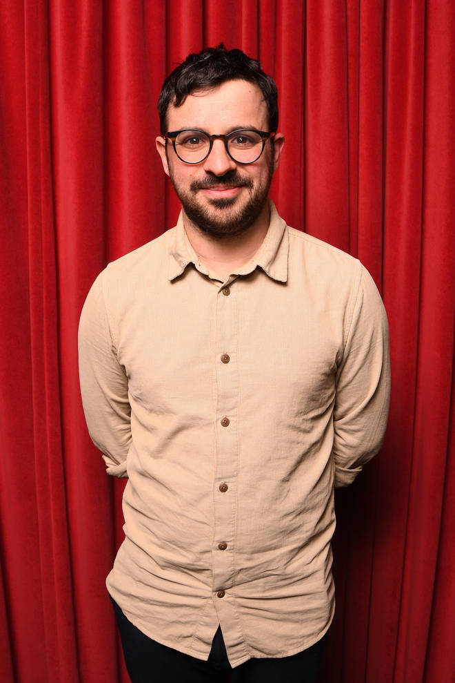 Simon Bird stars in another Channel 4 comedy 'Friday Night Dinner'